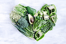 green-vegetables-heart